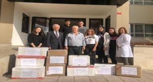 Yardım paketleri gönderilmeye hazır - 24.10.2019