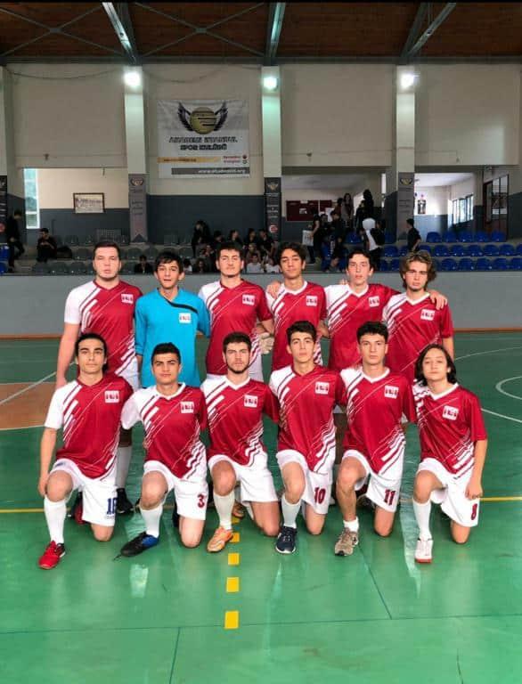 2019-2020 Futsal Erkek Takımı