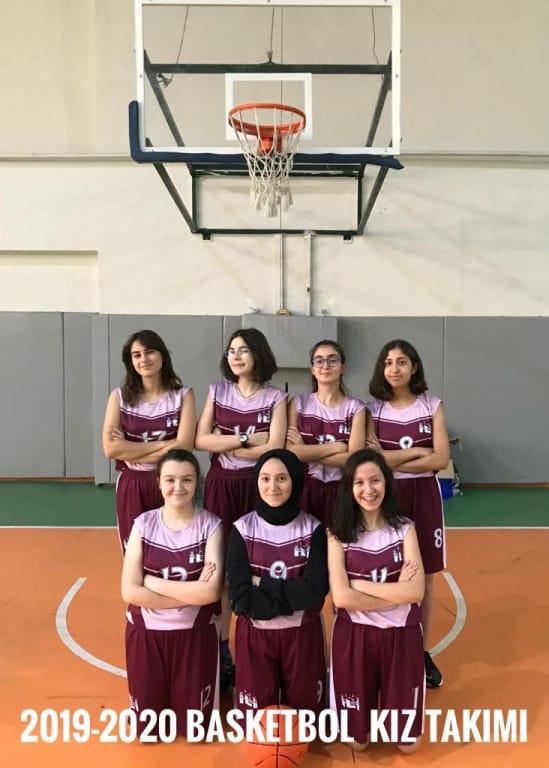 2019-2020 Basketbol Kız Takımı