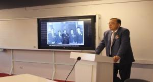 Bilim Buluşmaları, Prof. Dr. Türker Kılıç - 13.12.2019